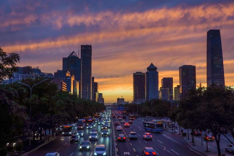 【地评线】京彩好评:以首善标准推进金融改革 服务首都高质量发展